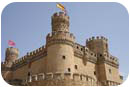 Palaces and Castles in Spain and in Spanish