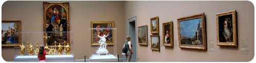 Escapade to Madrid Museums in Spanish