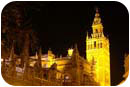 Improve your spanish in Seville and know its temples and chapels.